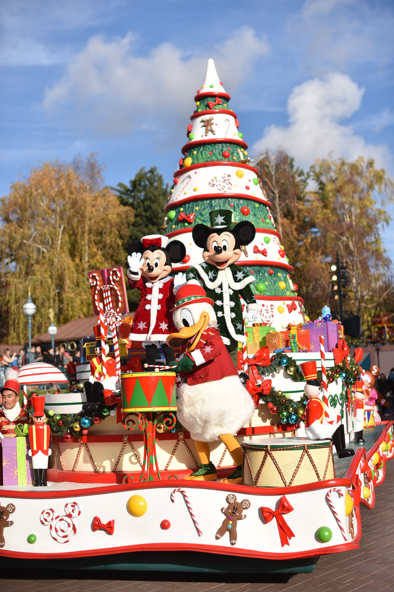 disneylandparis noel 2017