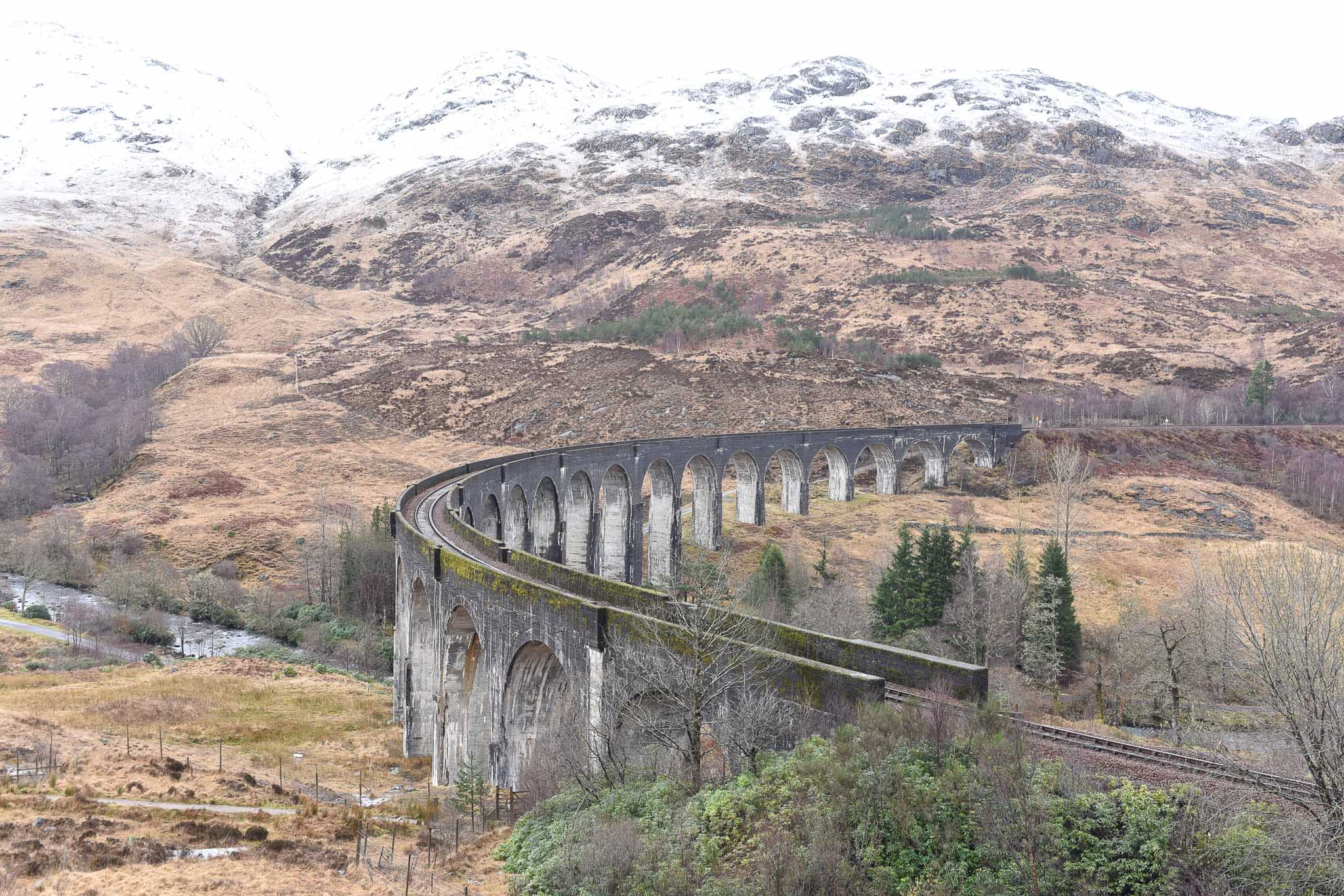 sur les traces de harry potter en ecosse