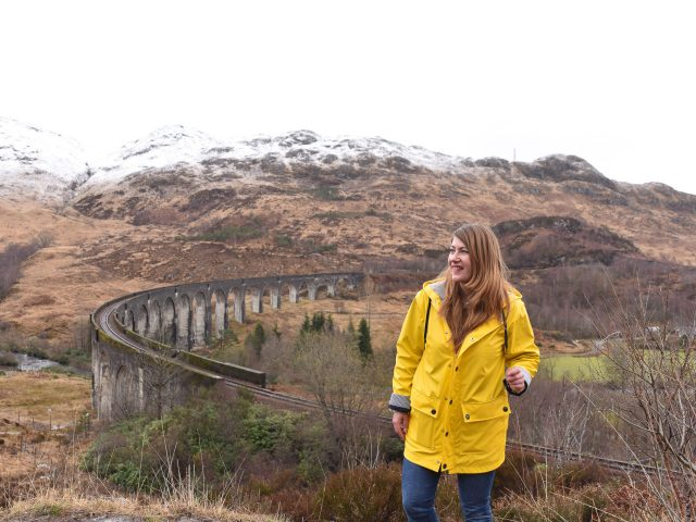 Ecosse: Sur les Traces d'Harry Potter