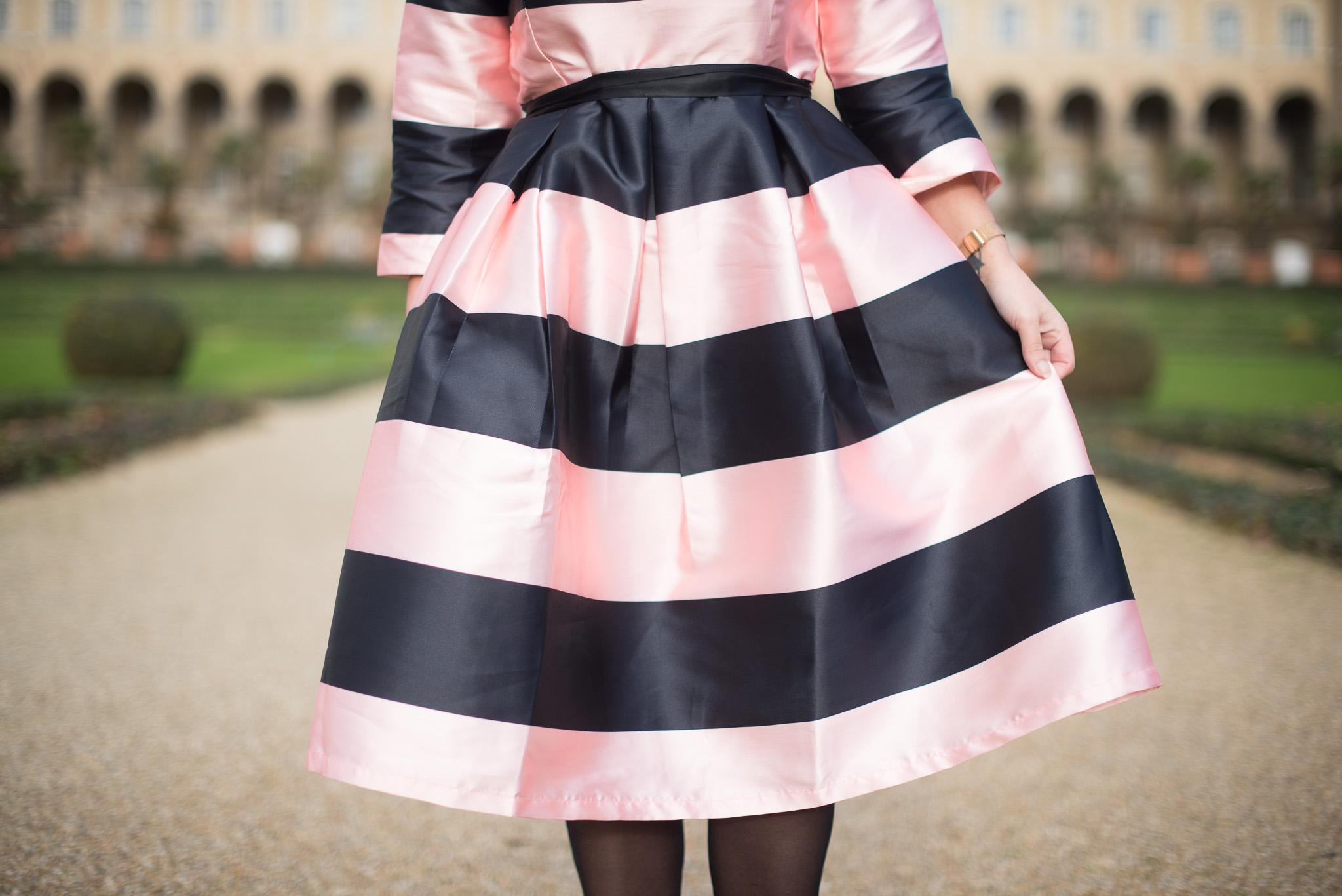 blogueuse bretagne robe fete