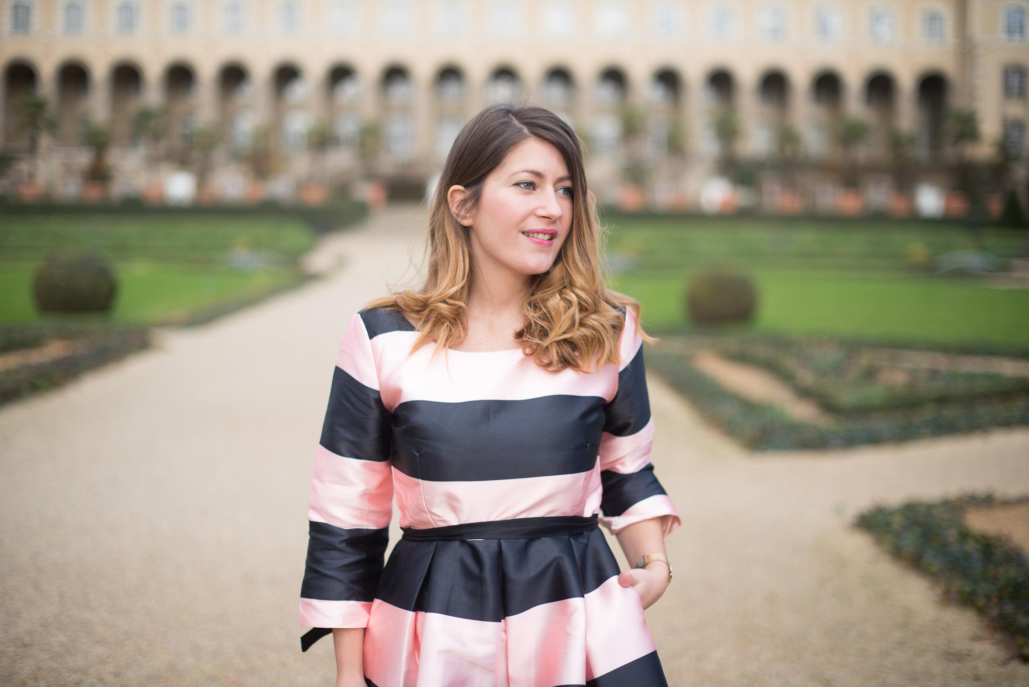 blogueuse joanie robe nouvel an noel fete