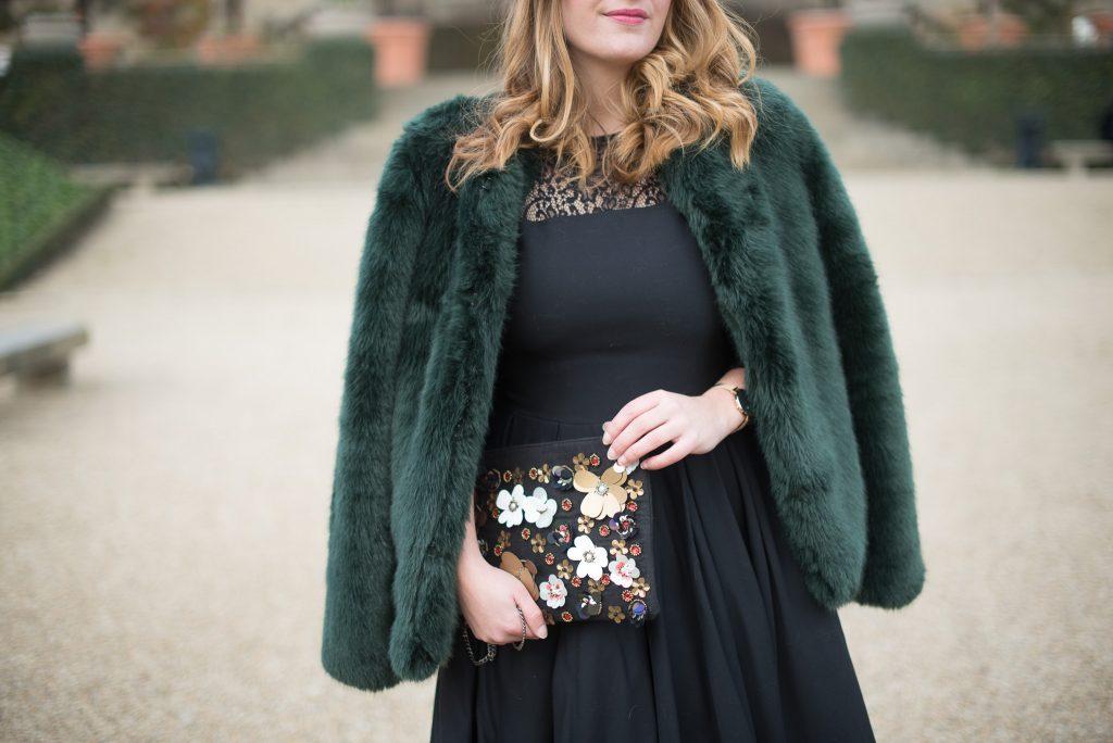 robe mademoiselle r fêtes