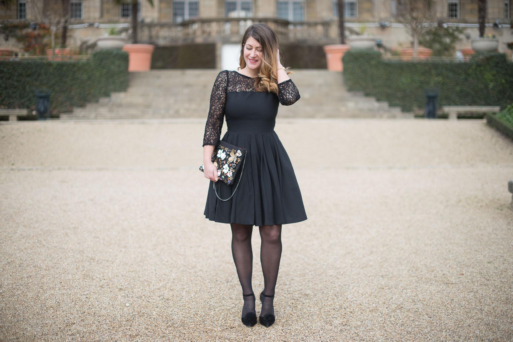 idee tenue tendance fete robe