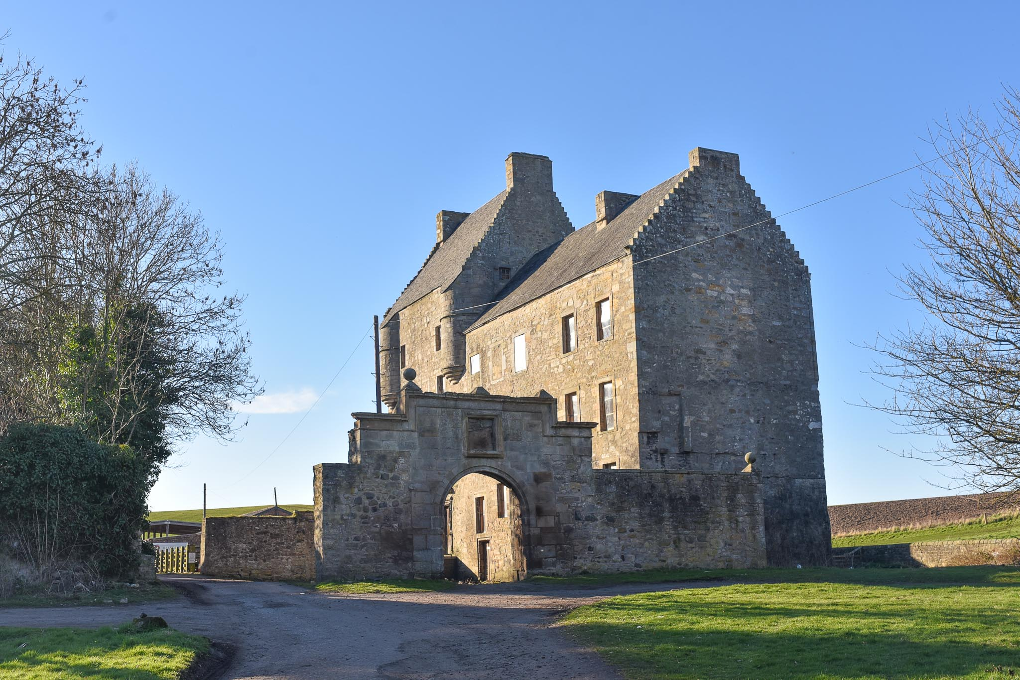 leoch outlander chateau midhope