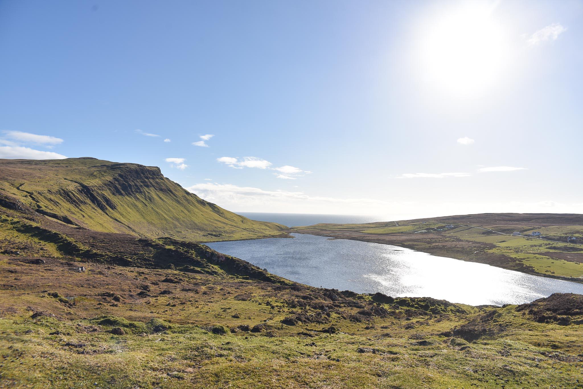 scotland loch ecosse montagne payse vert blog voyage