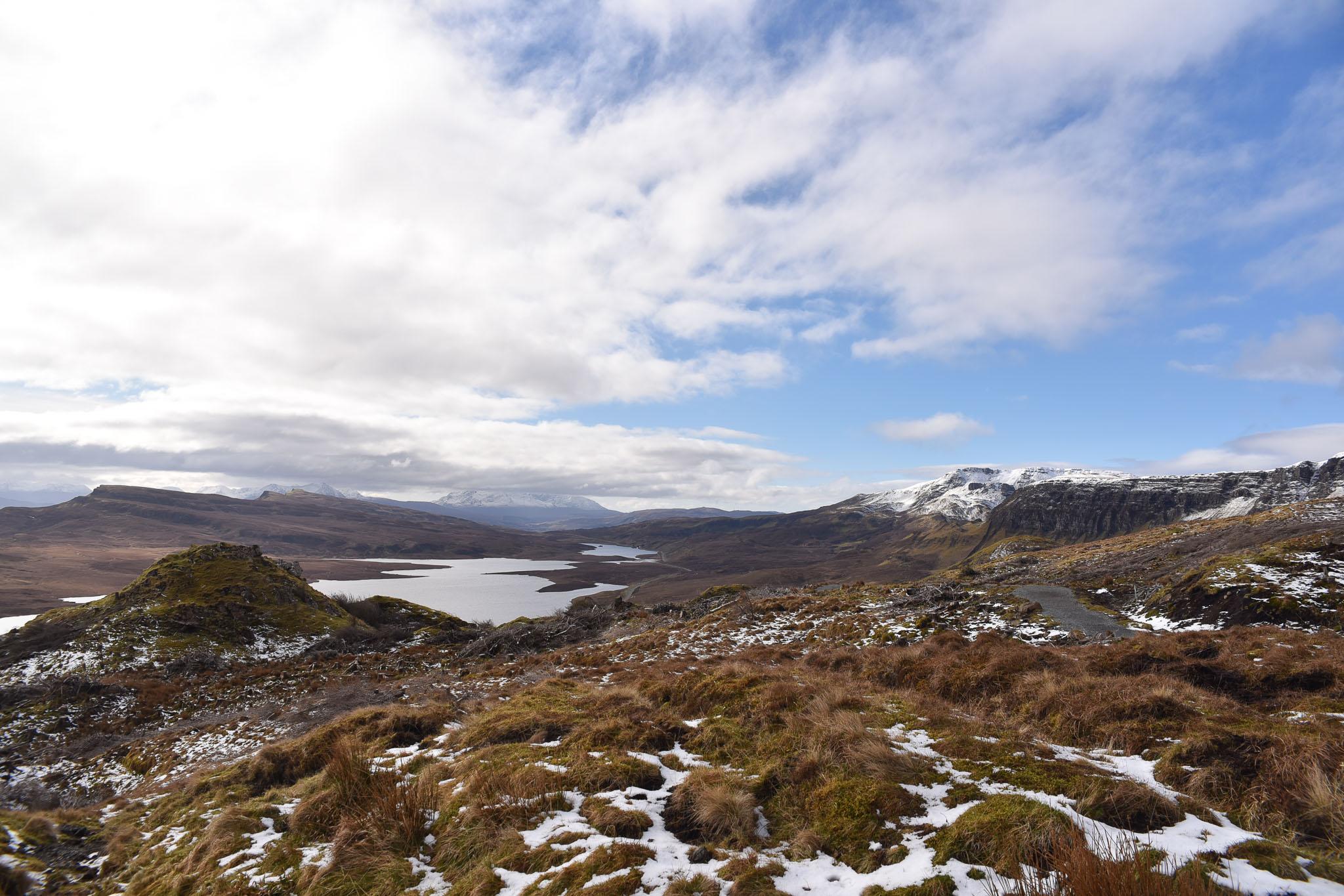 ile de skye isle road trip scotalnd ecosse