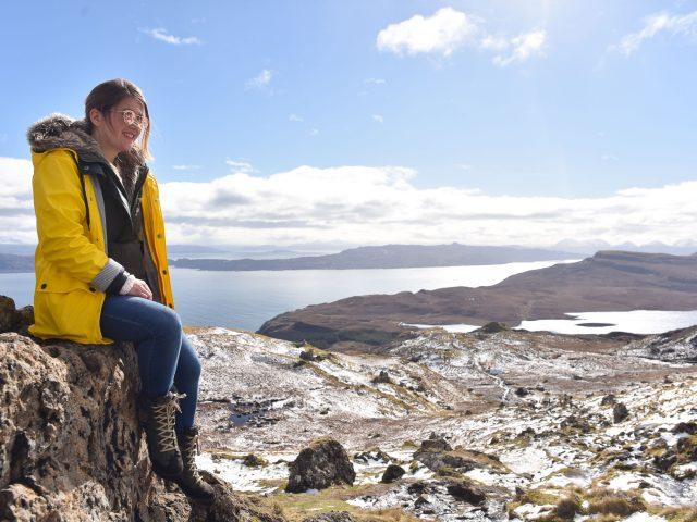 L'ile de Skye – Ecosse
