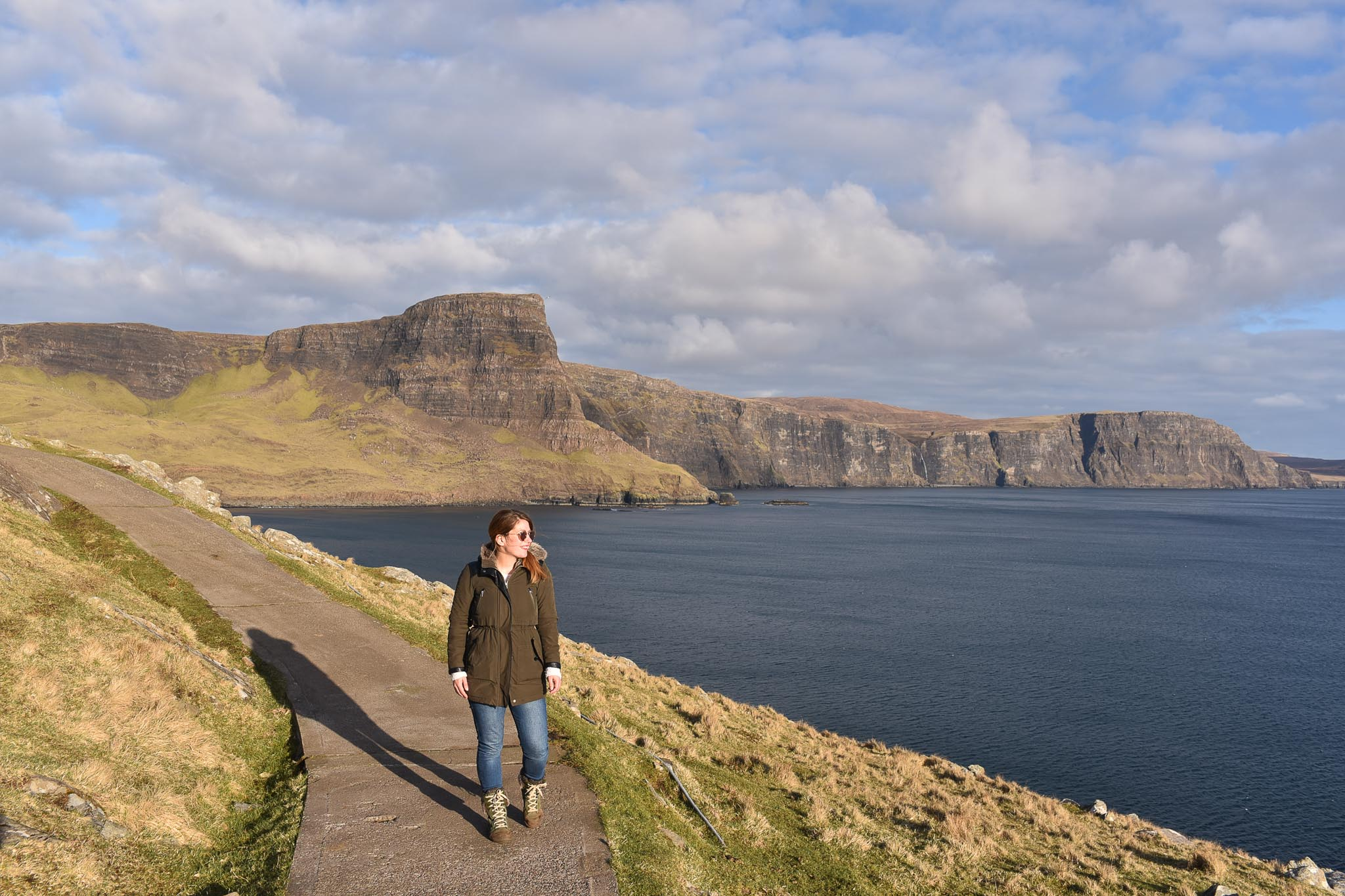 neist point blog voyage