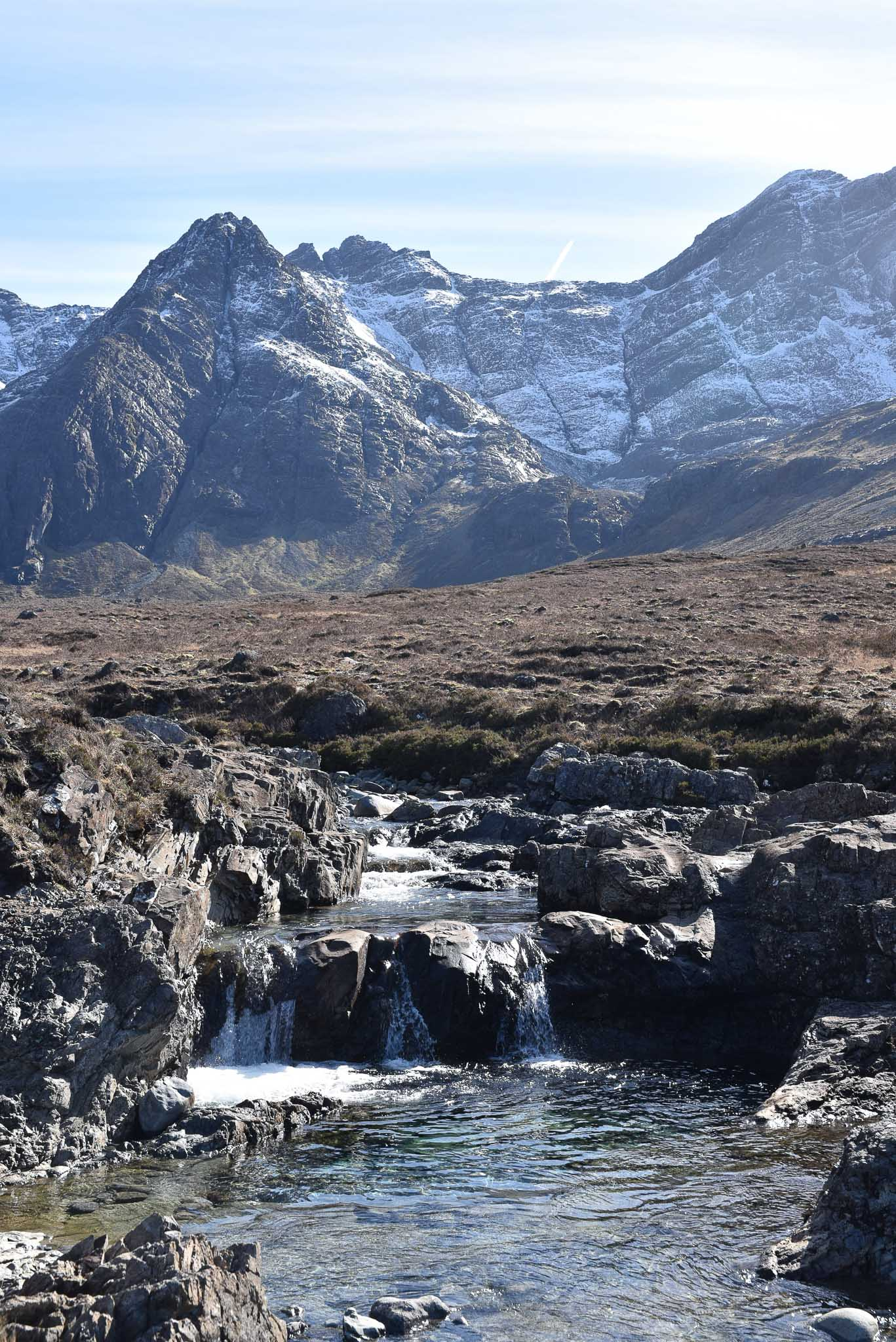 fairy pools blog voyage ecosse