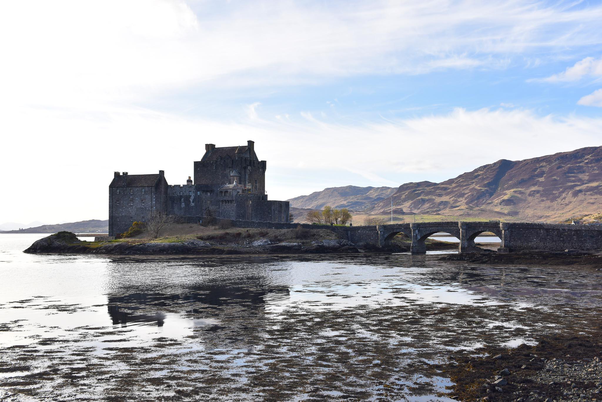 chateau ecosse highlands avis revue