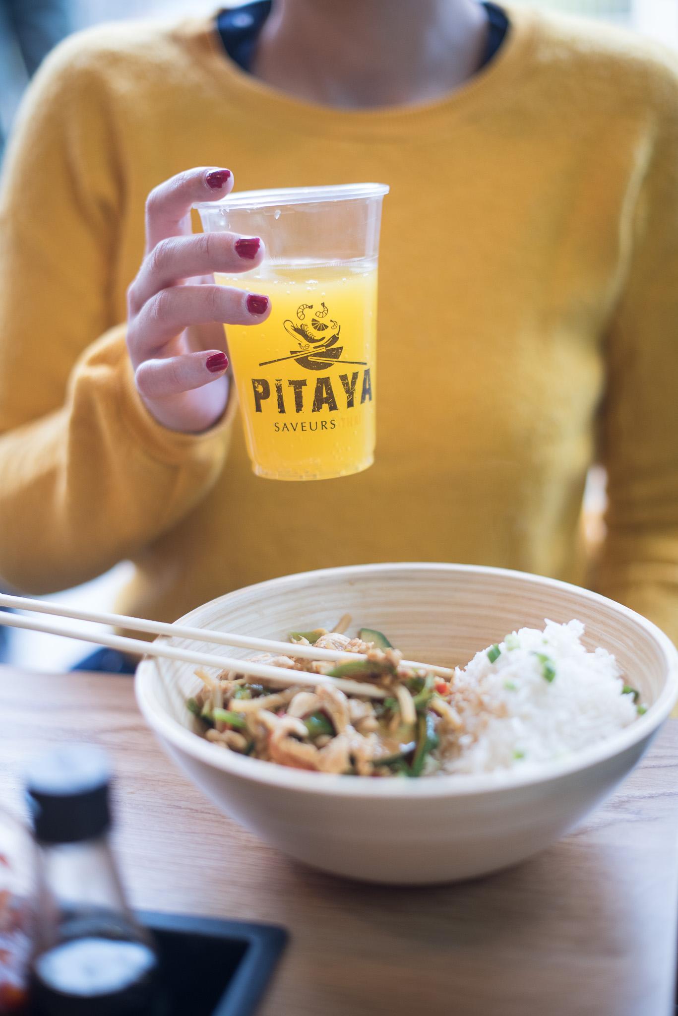 blog rennes bonne adresse restau tailandais pitaya