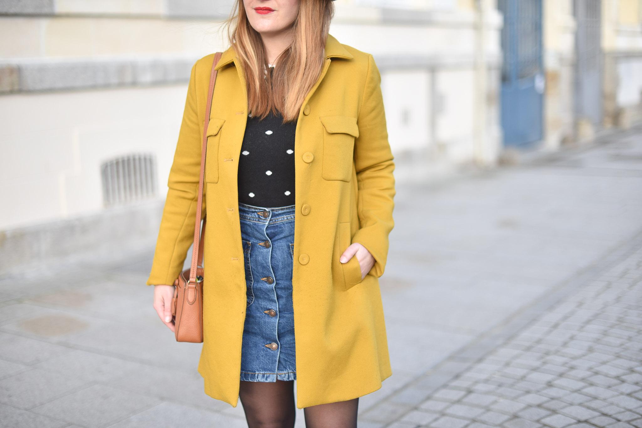 tenue retro femme vintage