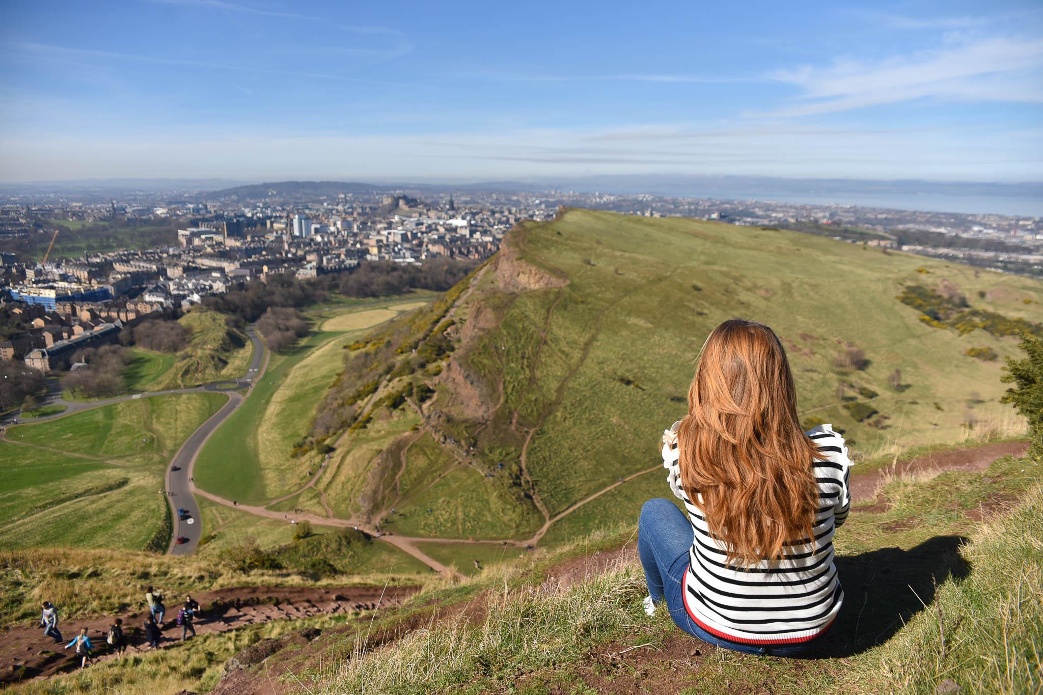 Visiter Edimbourg en quelques jours