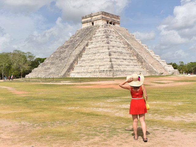 Road Trip au Mexique – Rio Lagartos et Chichen Itza