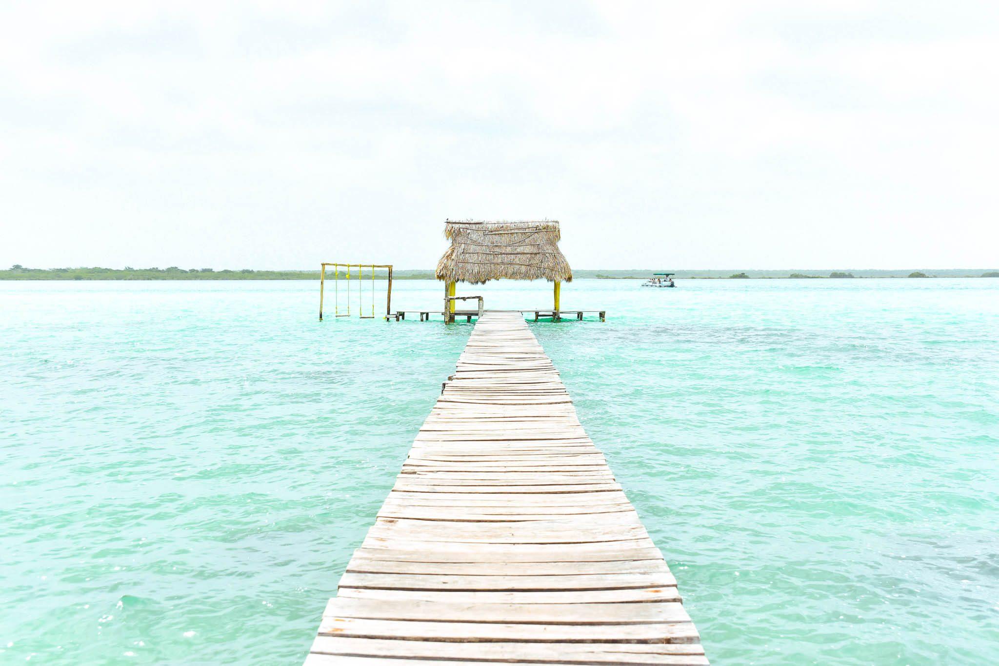 itineraire voyage yucatan mexique