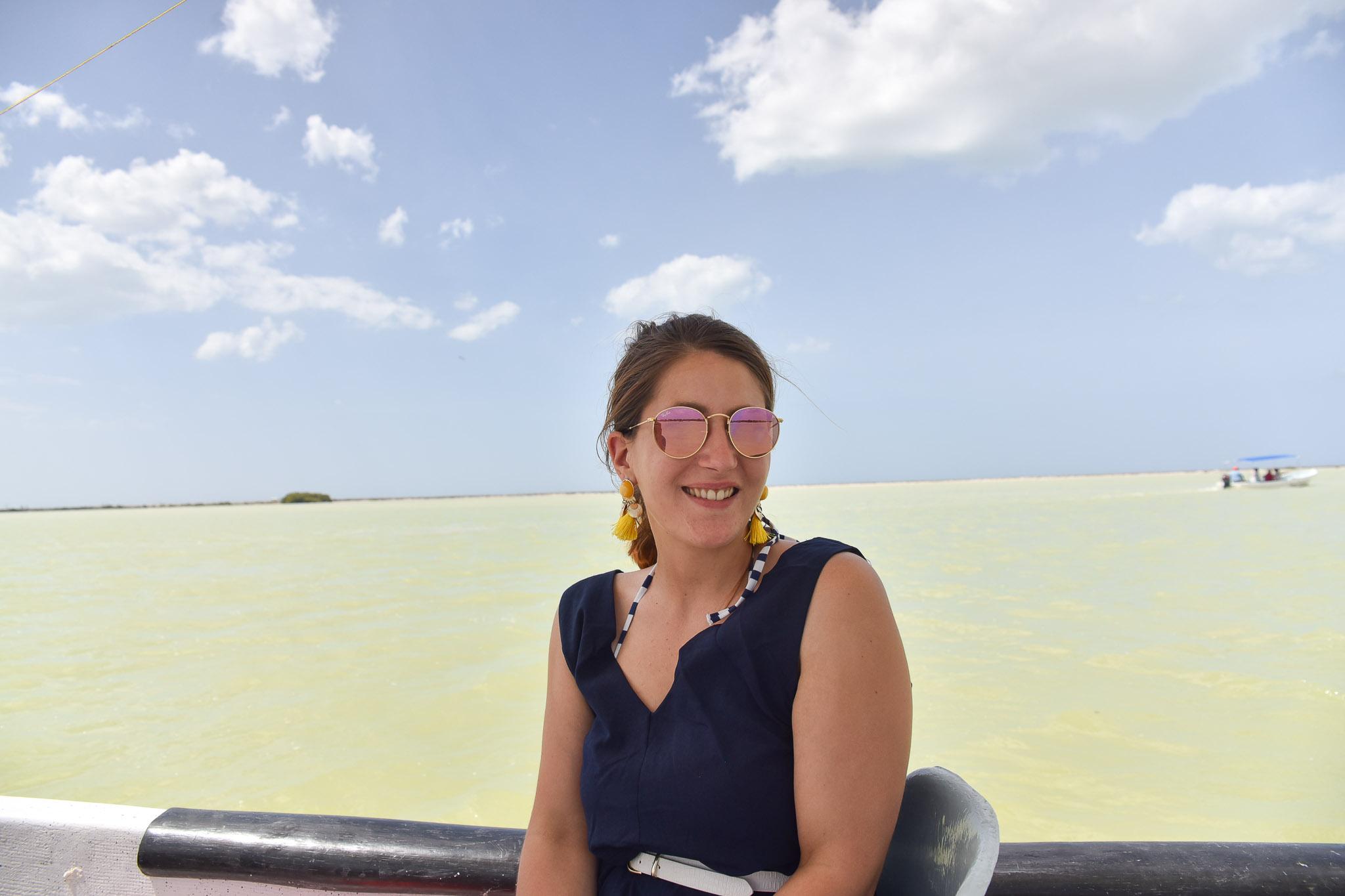 visiter rio lagartos mexique