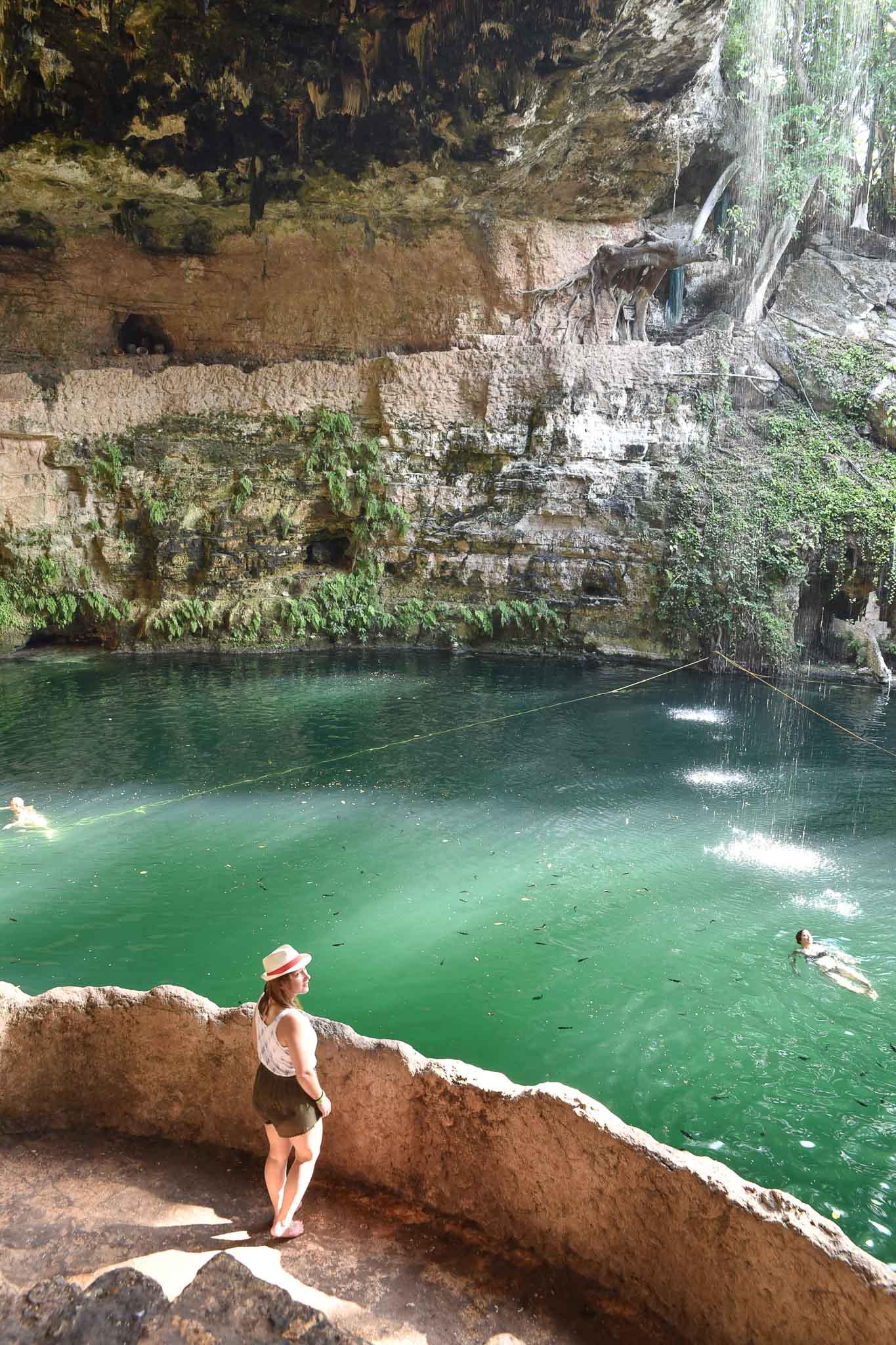 visiter valladolid cenote zazi