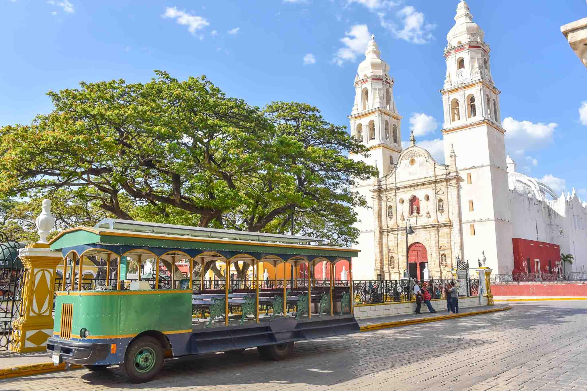 voyage campeche mexique