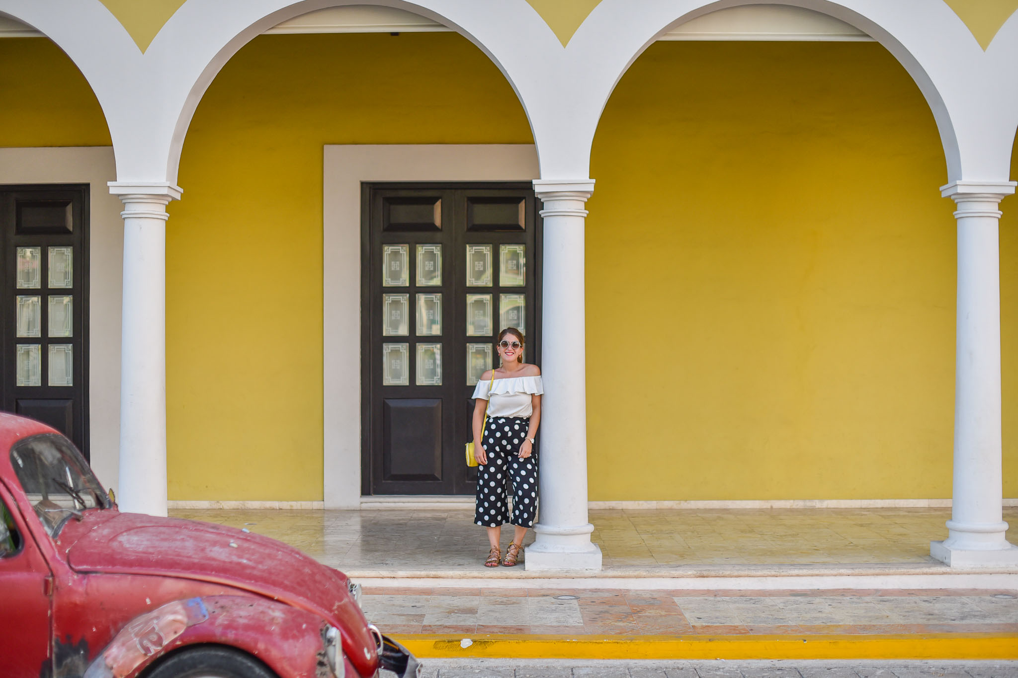 campeche mexico road trip