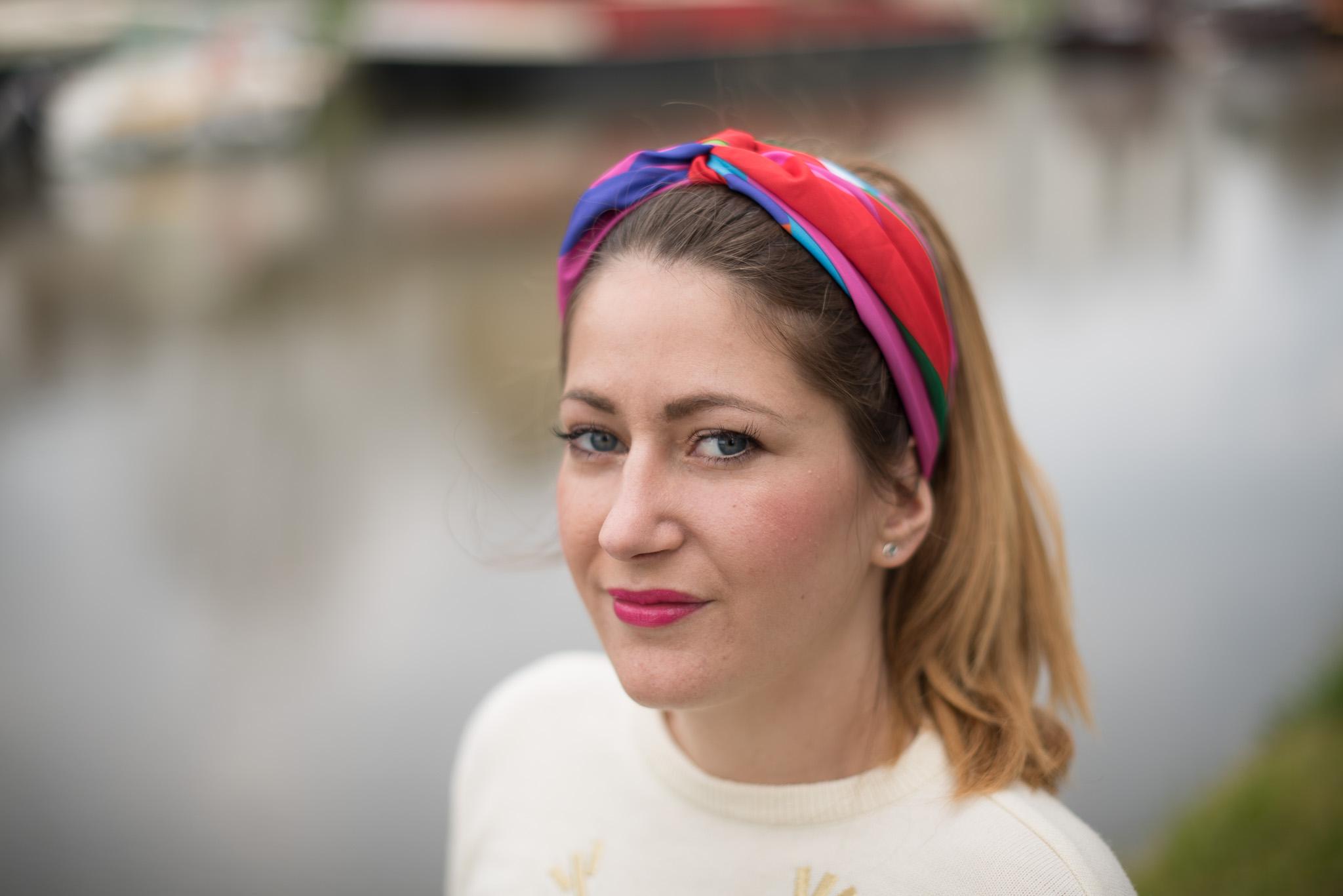 blogueuse rennes headband