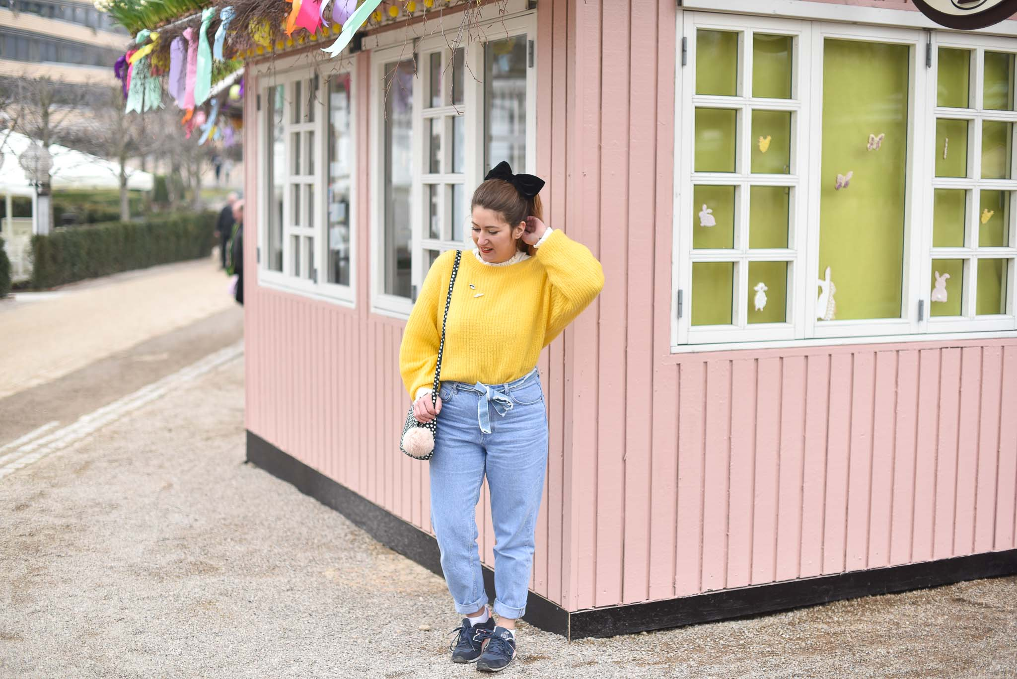 blog rennes mom jeans