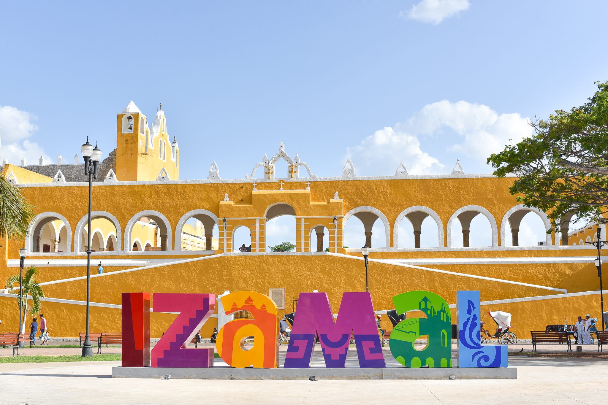 izamal blog voyage