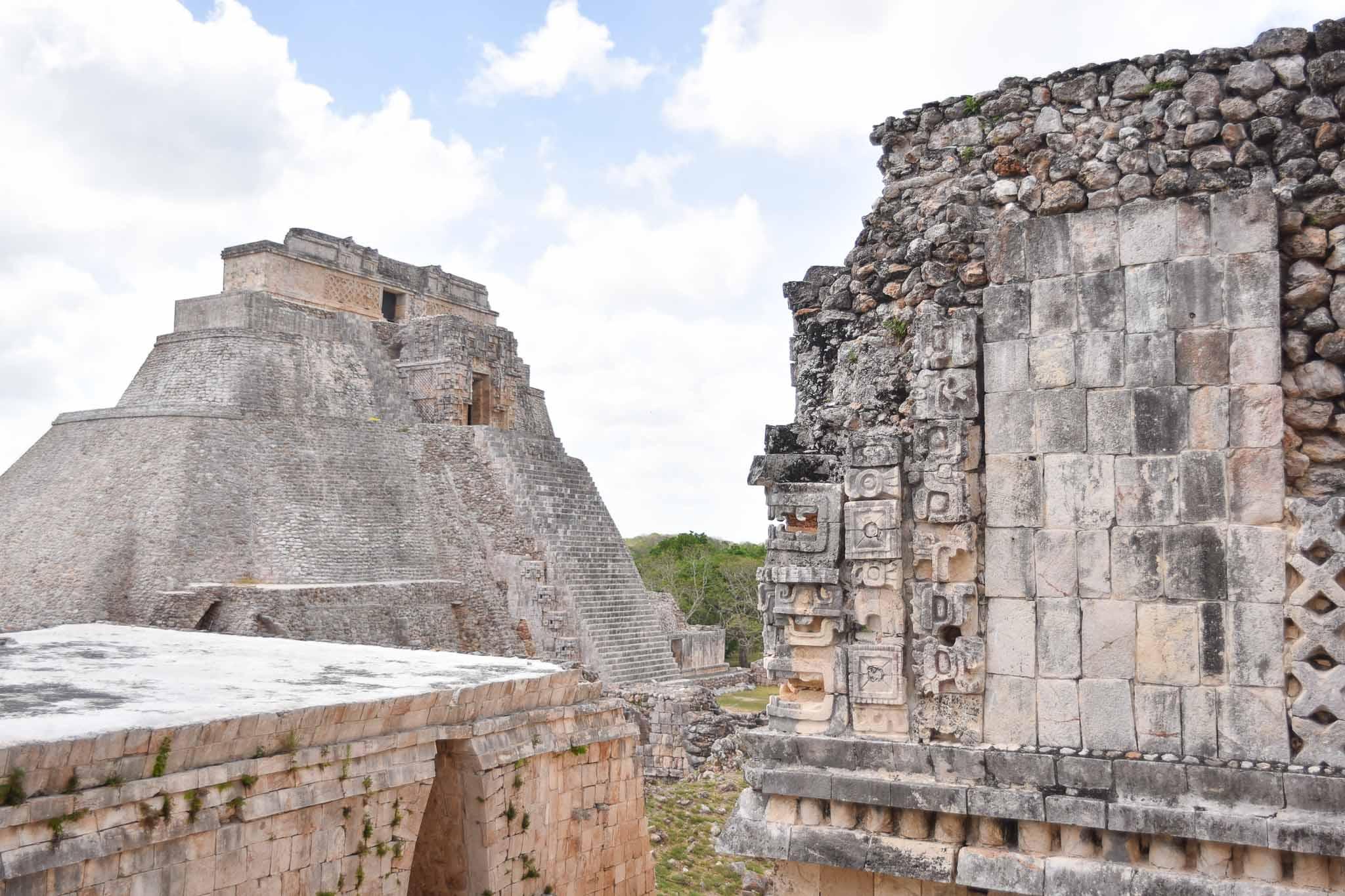 uxmal ruines mayas