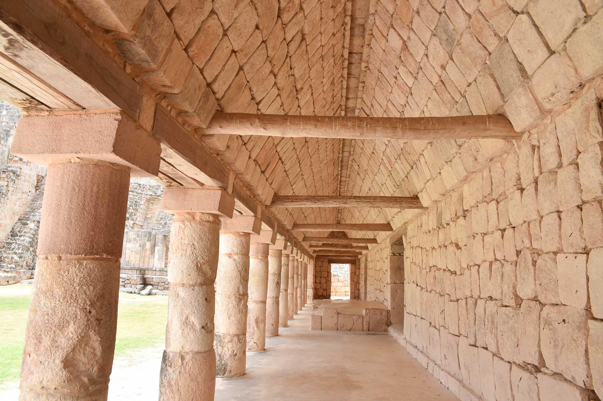 visite ruines maya mexique