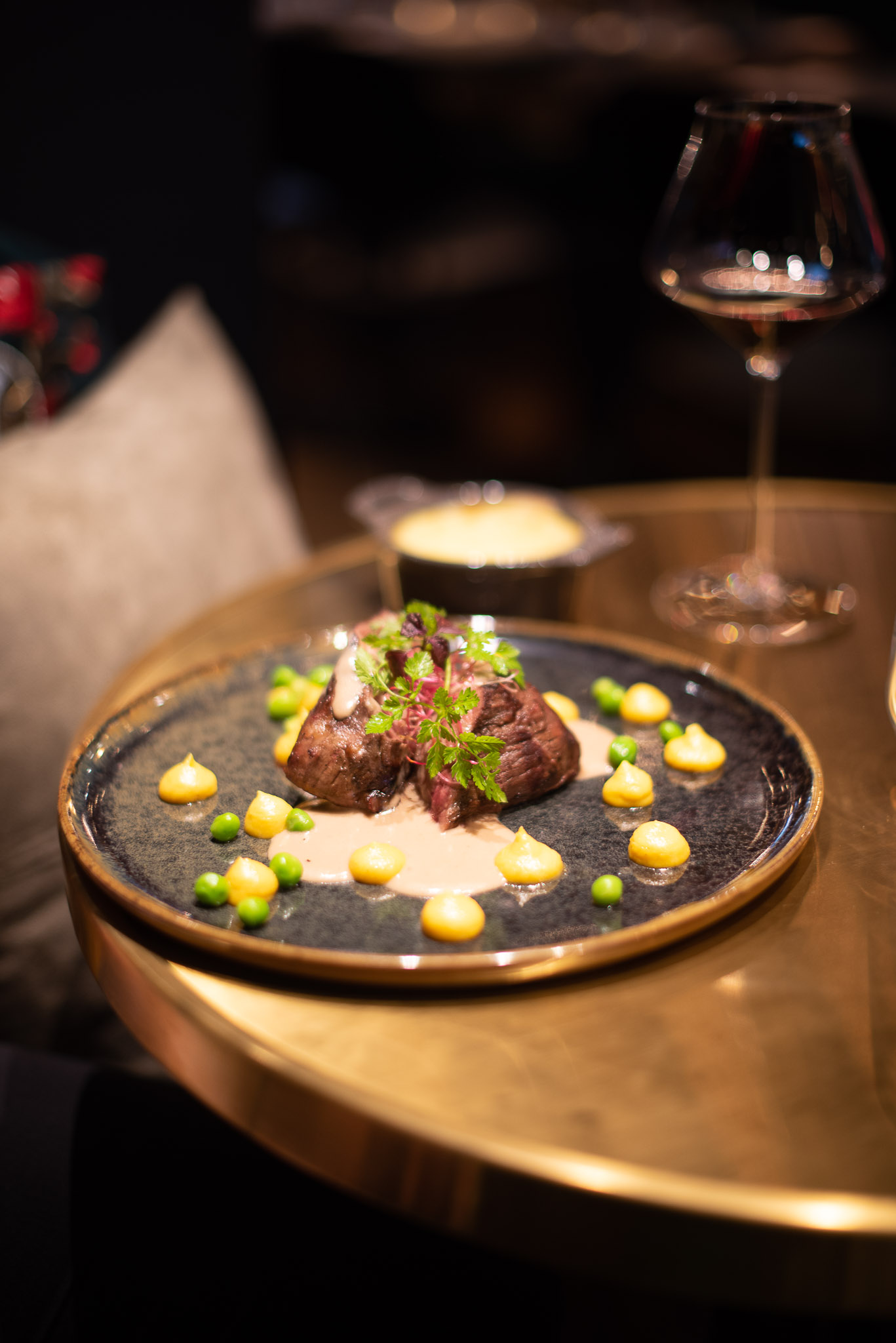 restaurant viande et vin rennes
