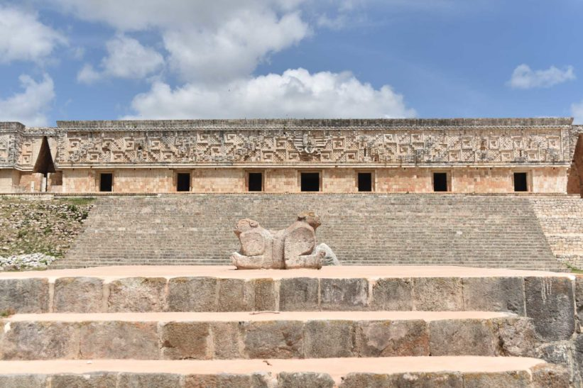 uxmal visite mexique