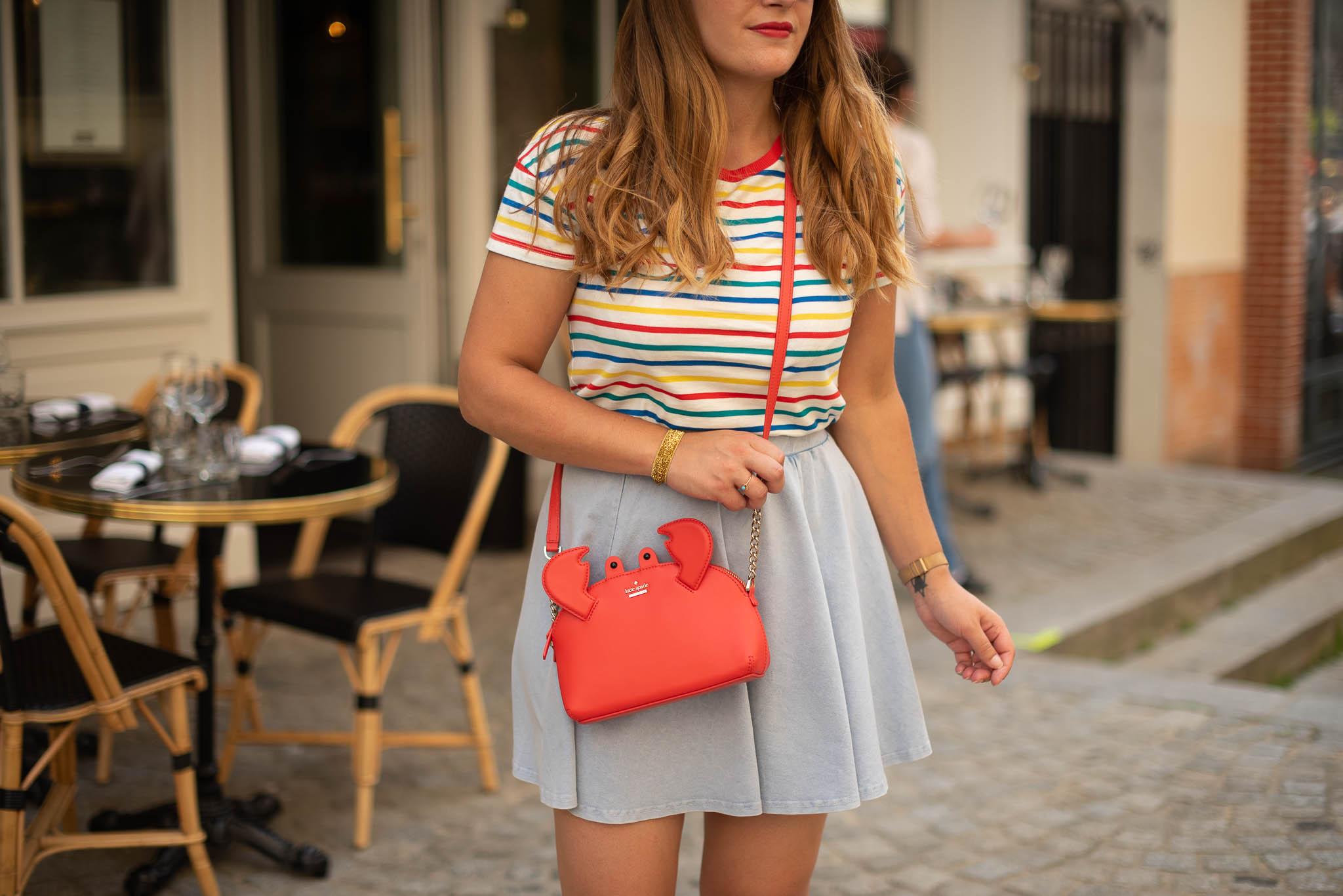 Rayures multicolores