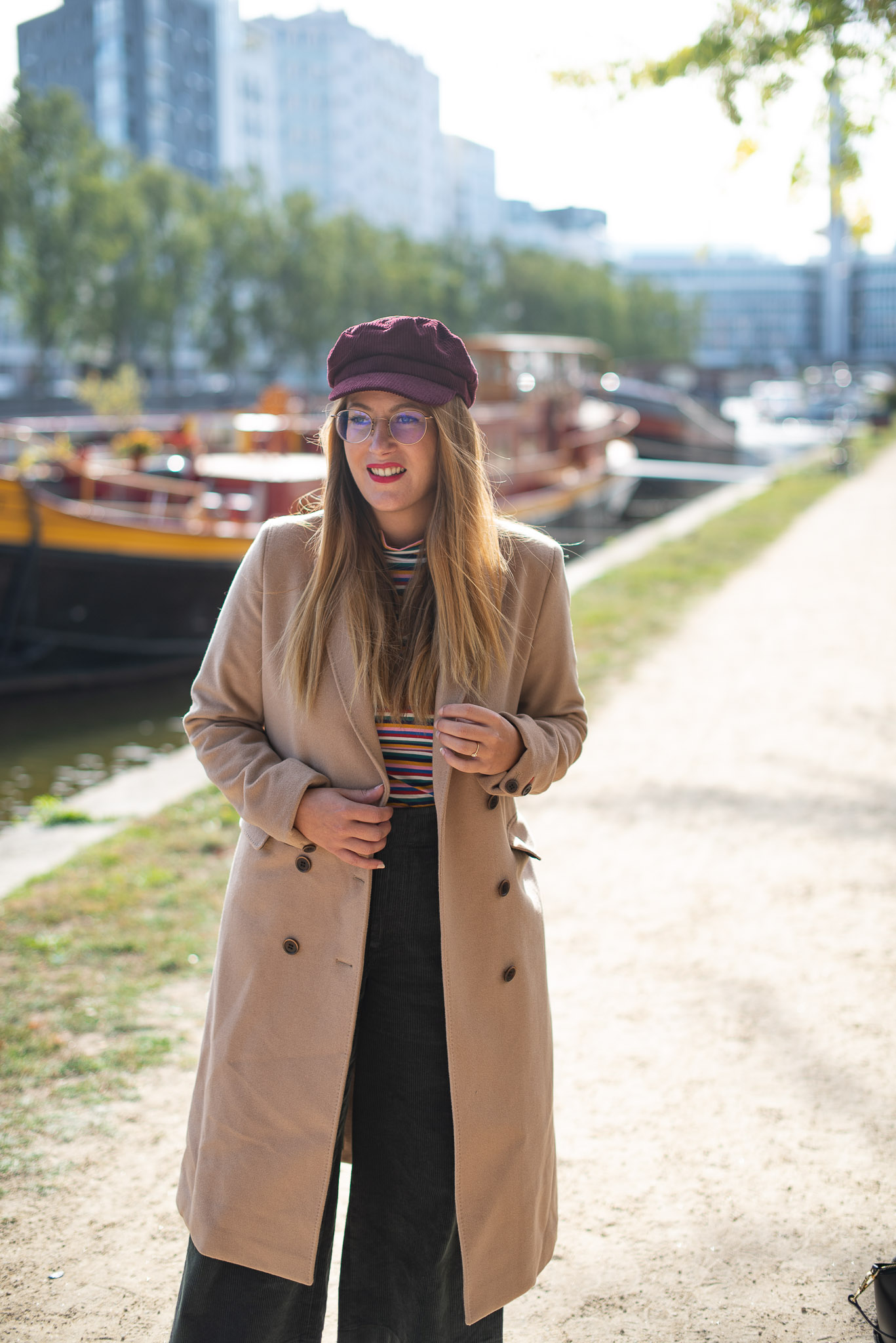 Le manteau long