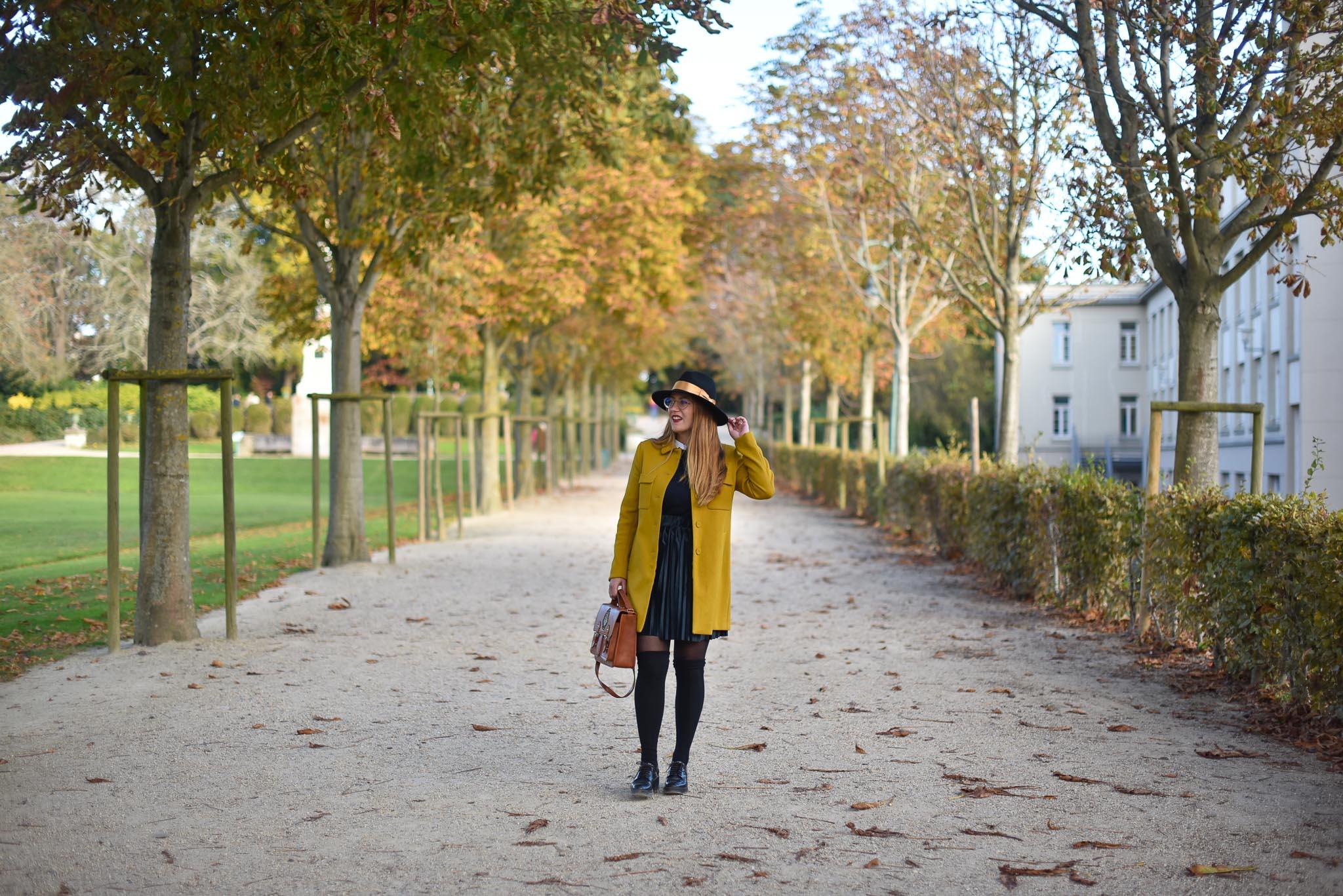 look tendance automne