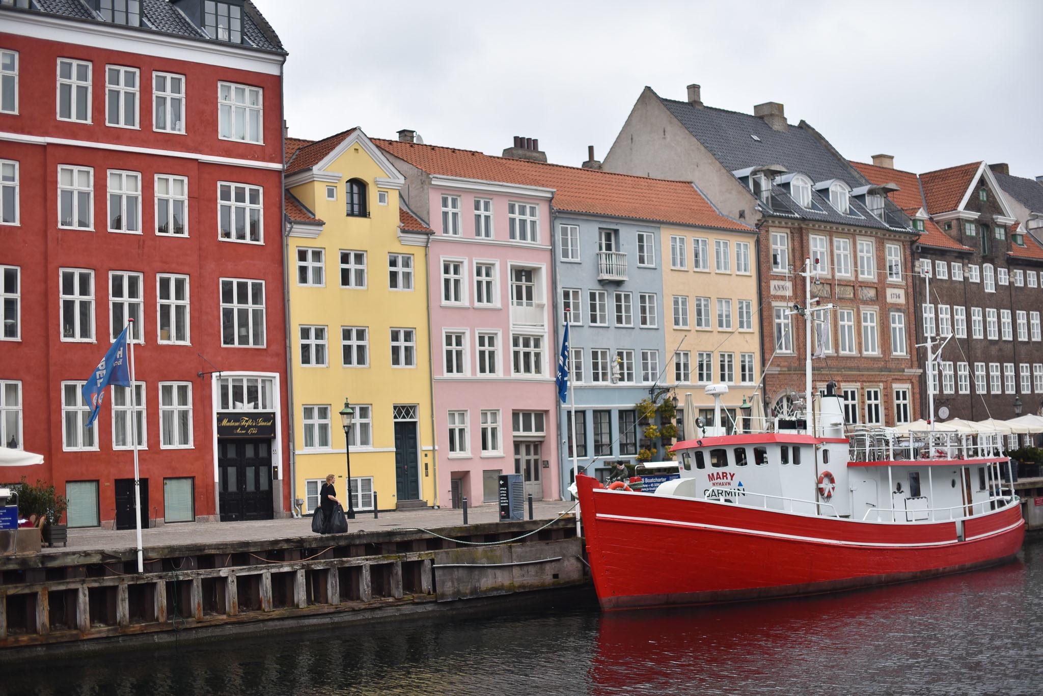City trip à Copenhague