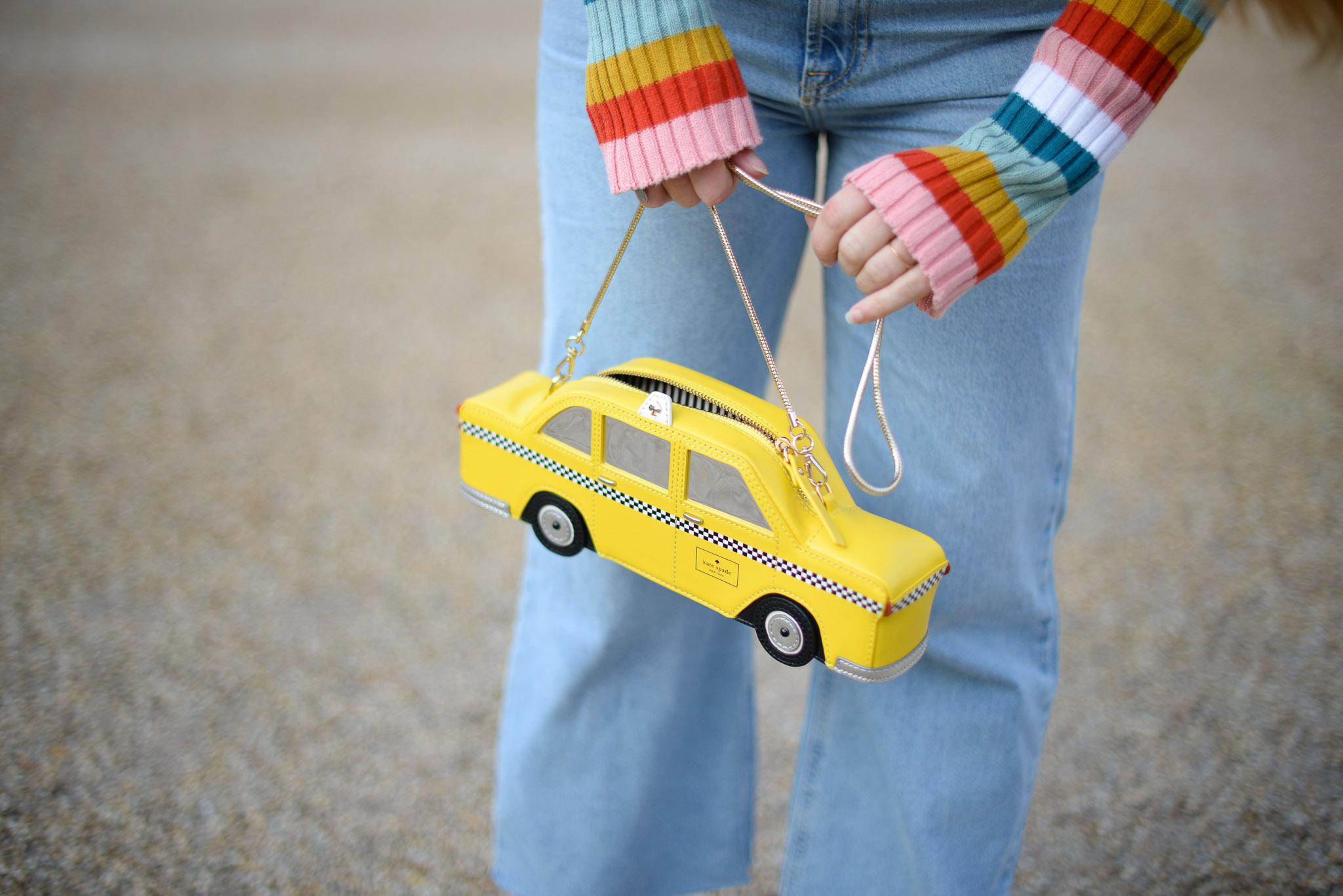 sac taxi kate spade