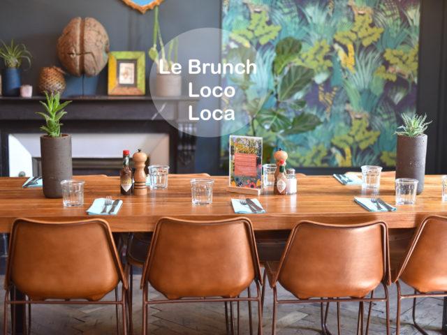 Le brunch au Loco Loca (Rennes)