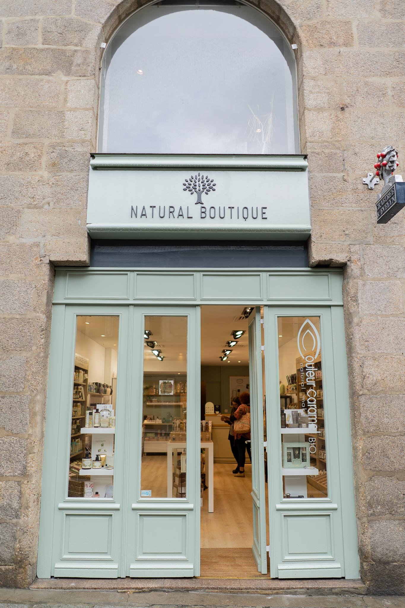 natural boutique rennes