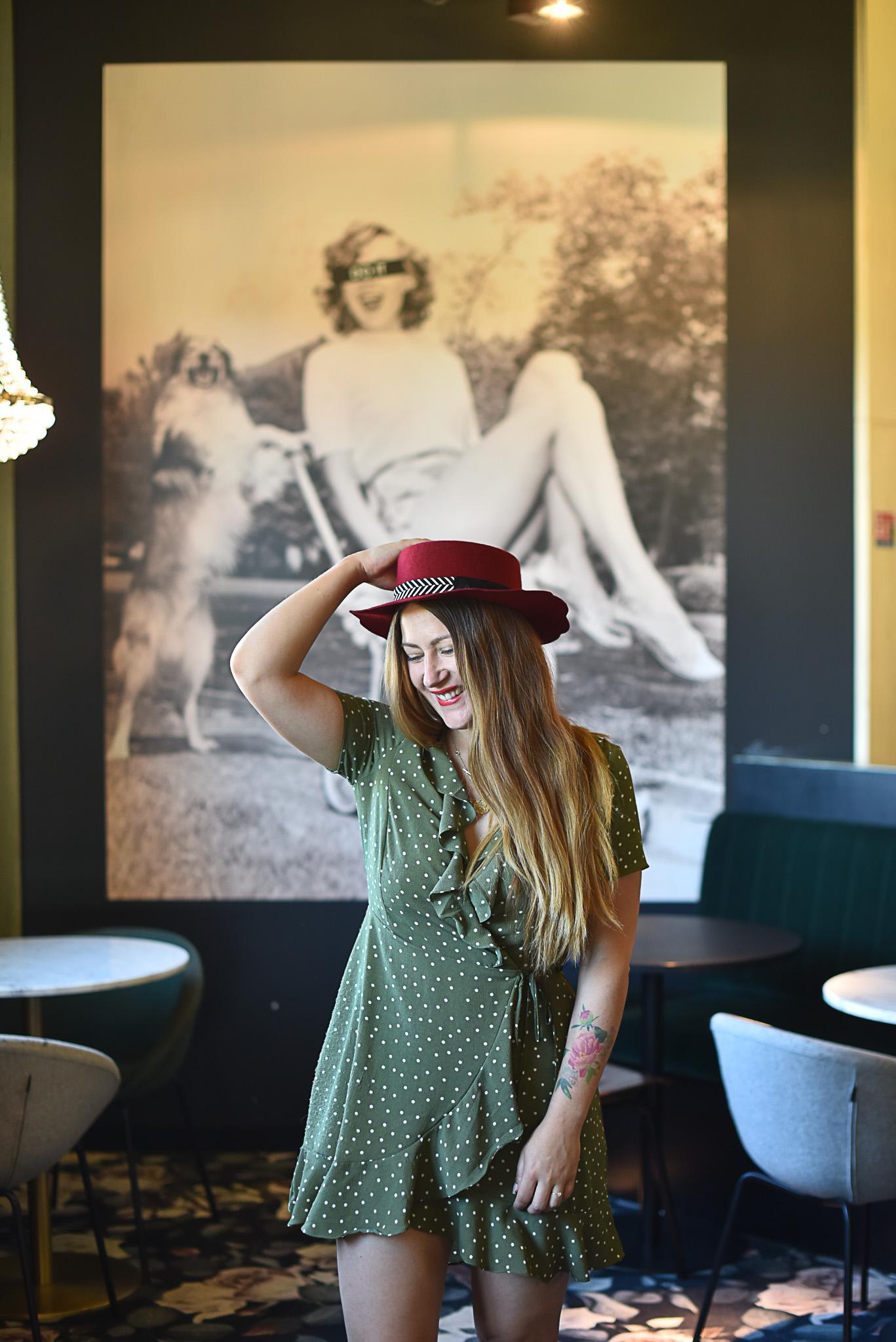 chapeau le beret francais