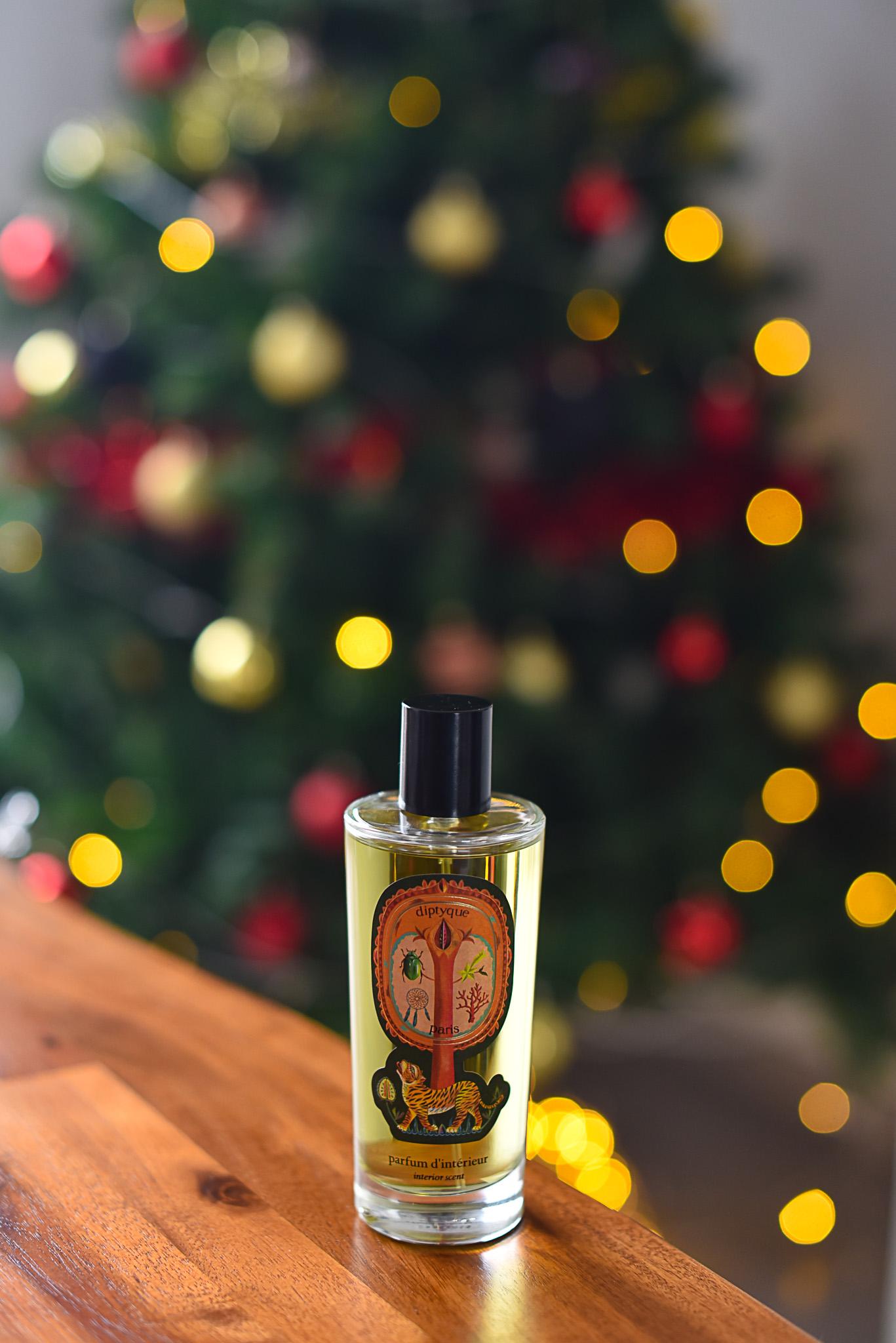 parfum intérieur diptyque sapin