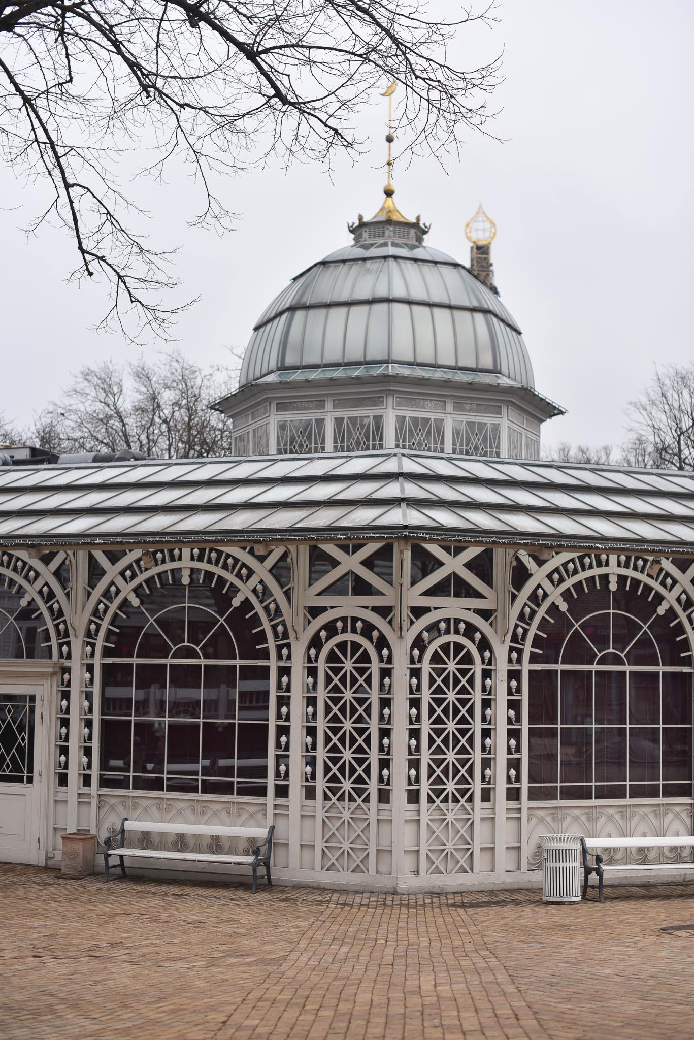 tivoli copenhague parc attraction