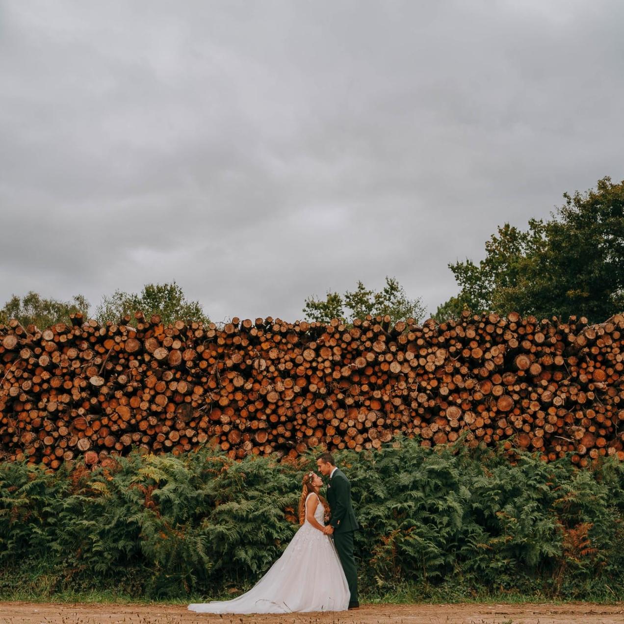 Mes préparatifs de mariage et ma robe de mariée