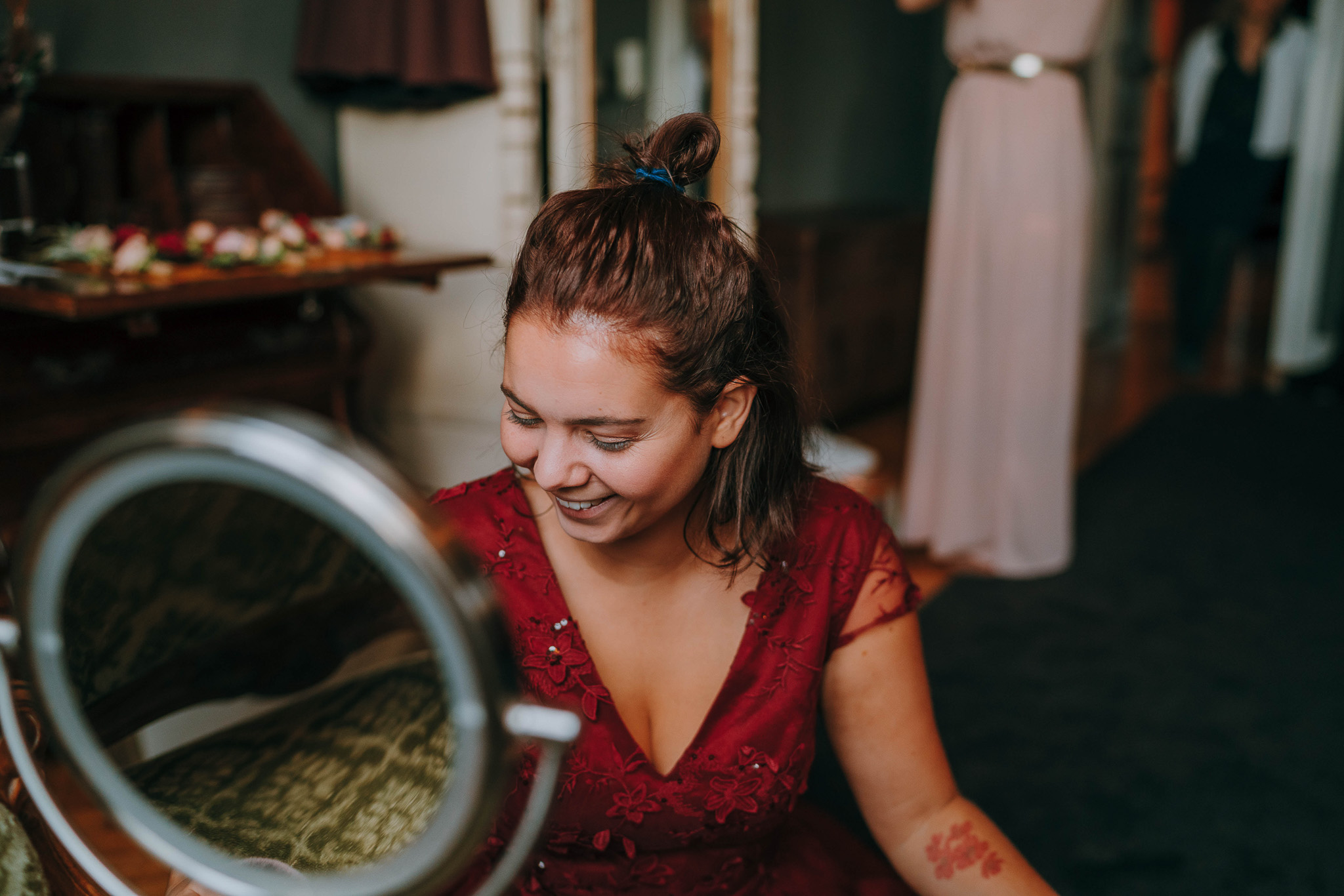 preparatifs mariage bretagne robe mariee