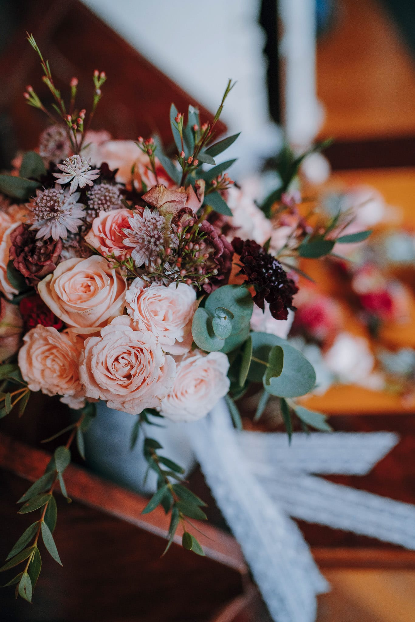 sous les branches fleuriste mariage