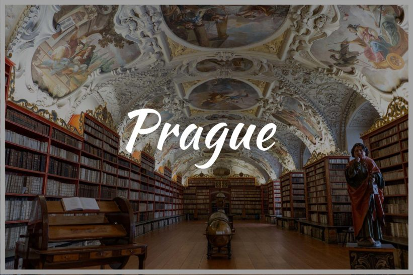 city guide prague