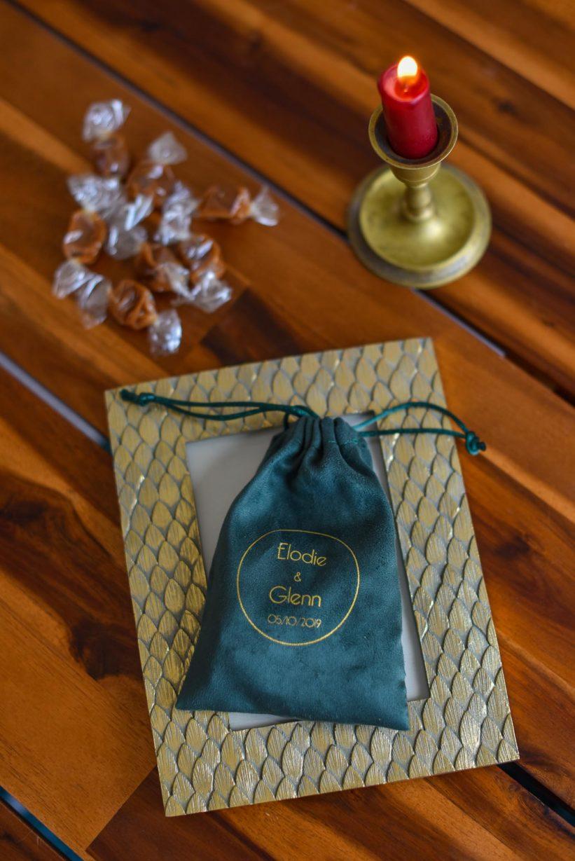 souvenirs cadeaux invités mariage