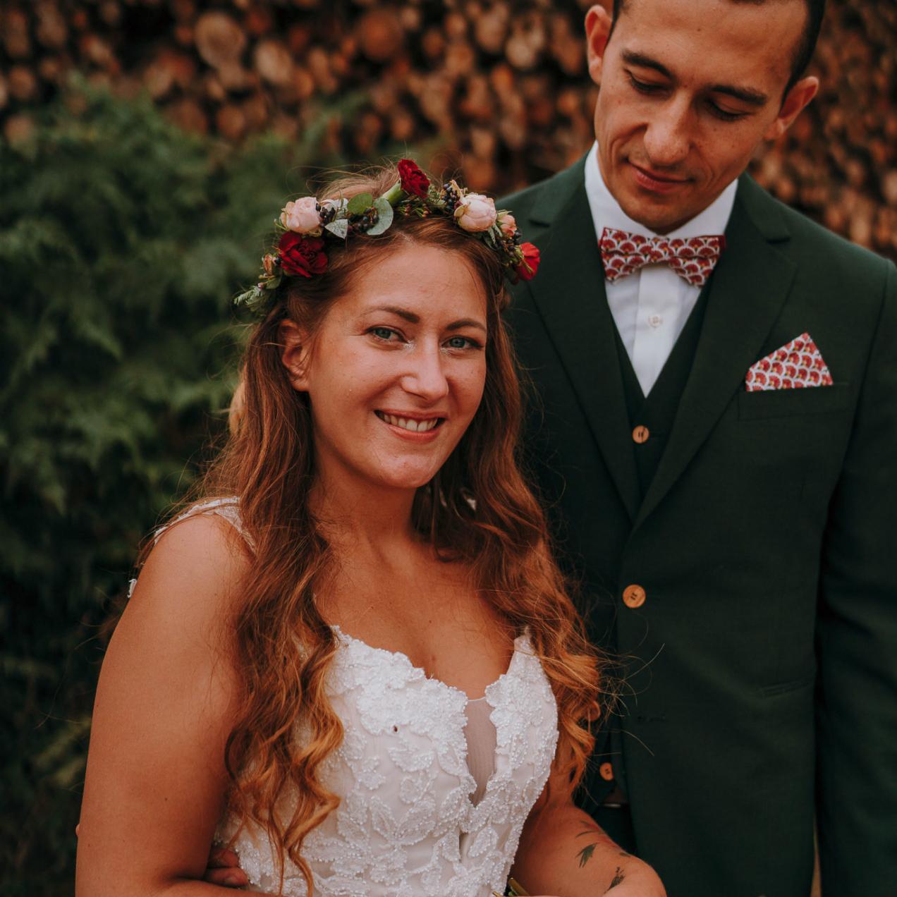 Notre cérémonie de mariage et le lieu choisi