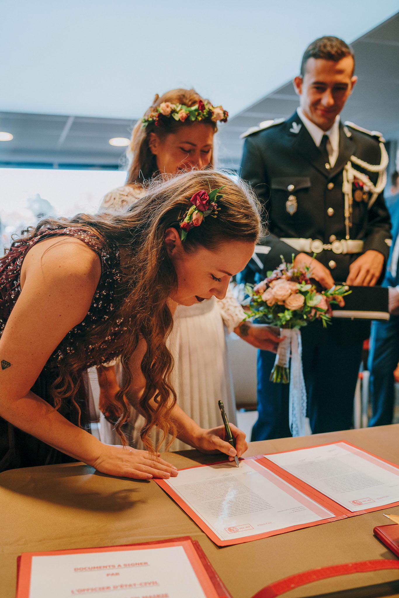 mariage champetre bretagne