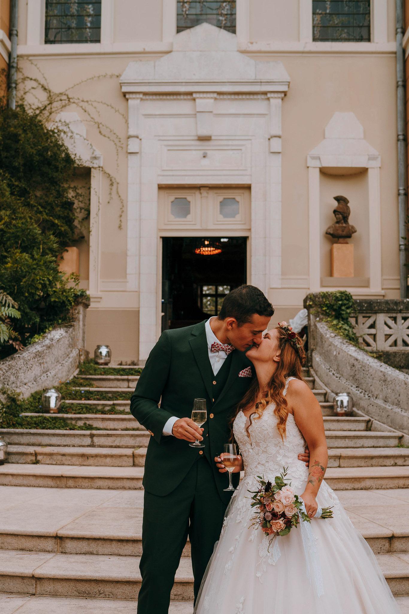 mariage bretagne automne