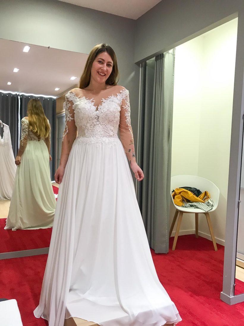 choisir sa robe de mariée sur rennes