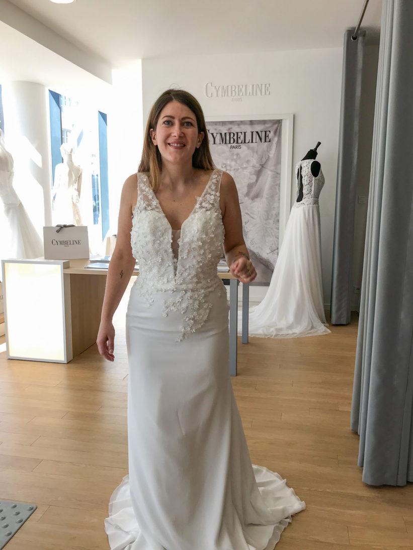 acheter sa robe de mariée sur rennes
